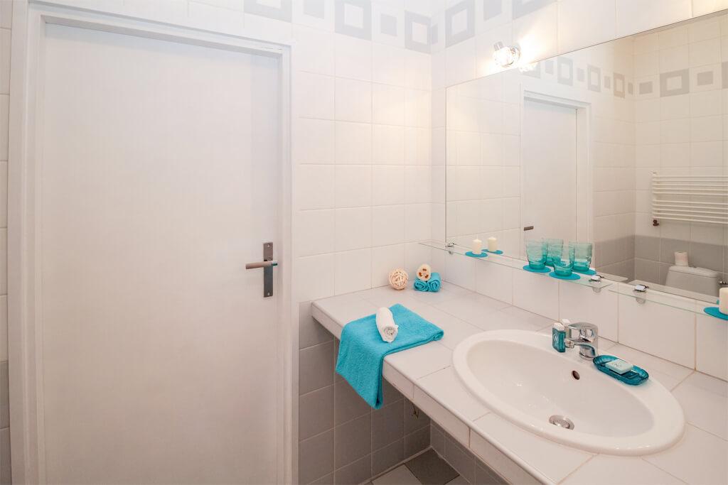 occupancy sensor application for bathroom