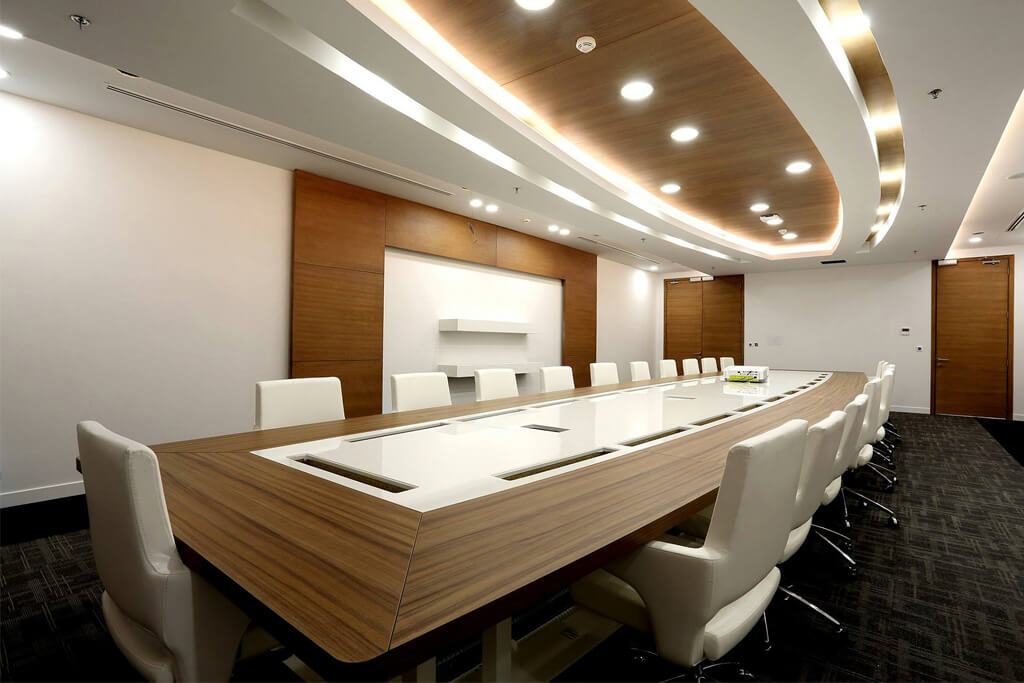 occupancy sensor application for conference room