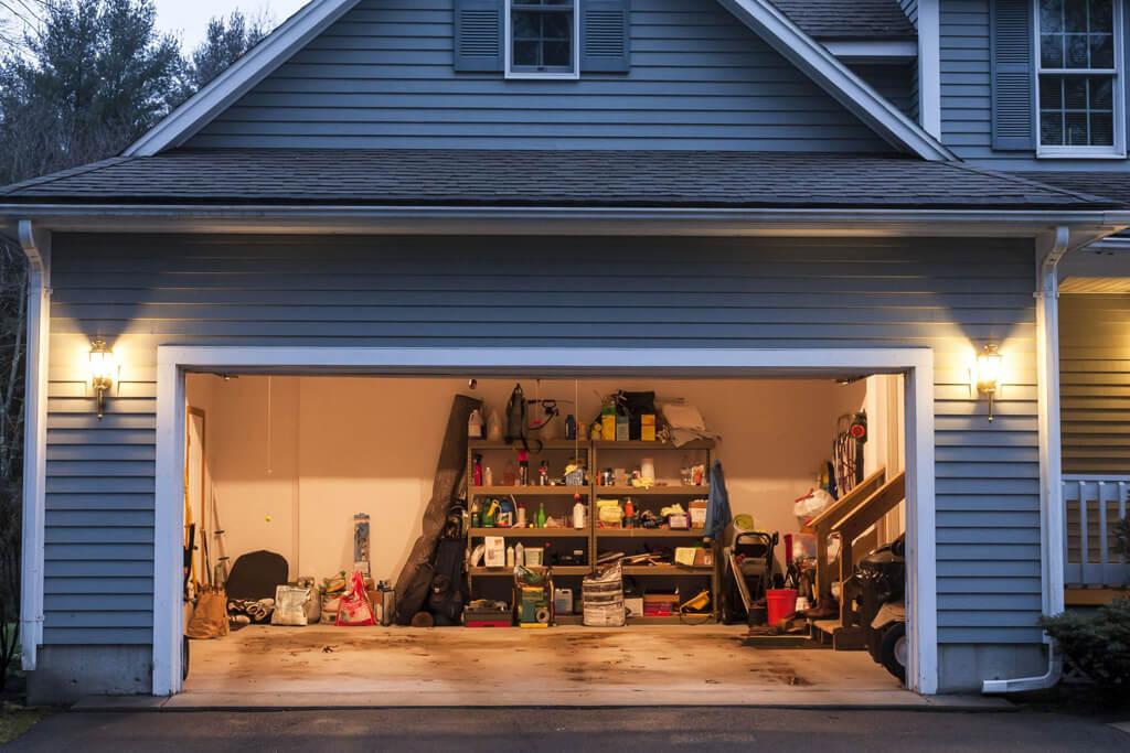 occupancy sensor application for garage
