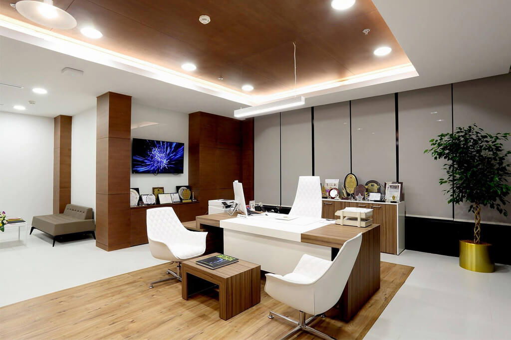 occupancy sensor application for private office