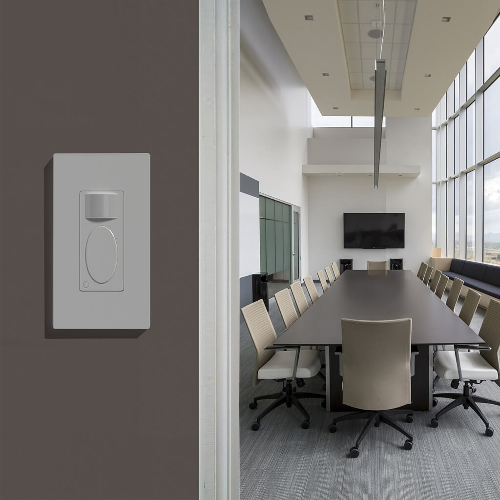 rz021 occupancy vacanccy sensor switch office appliction