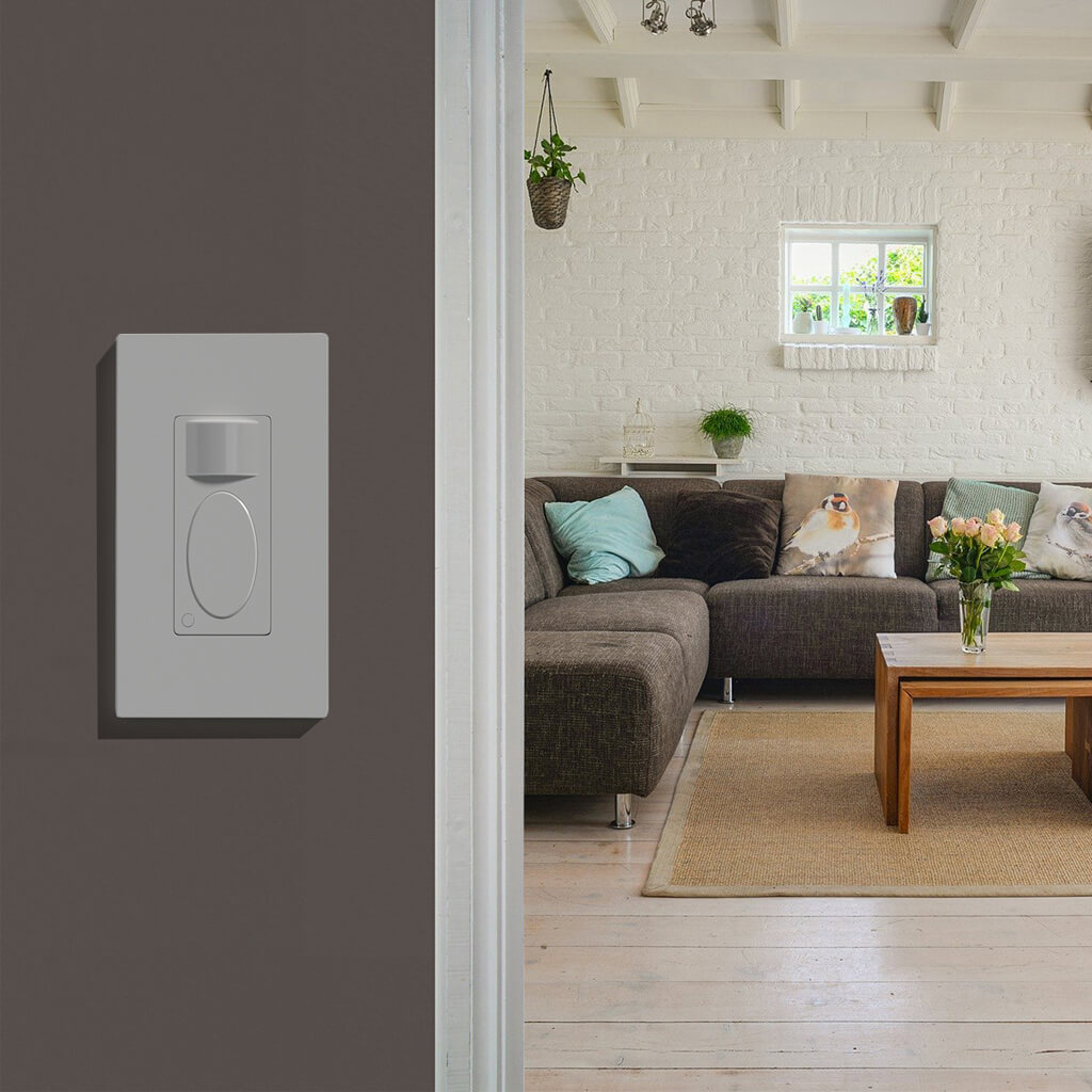 rz021 occupancy vacanccy sensor switch residential appliction