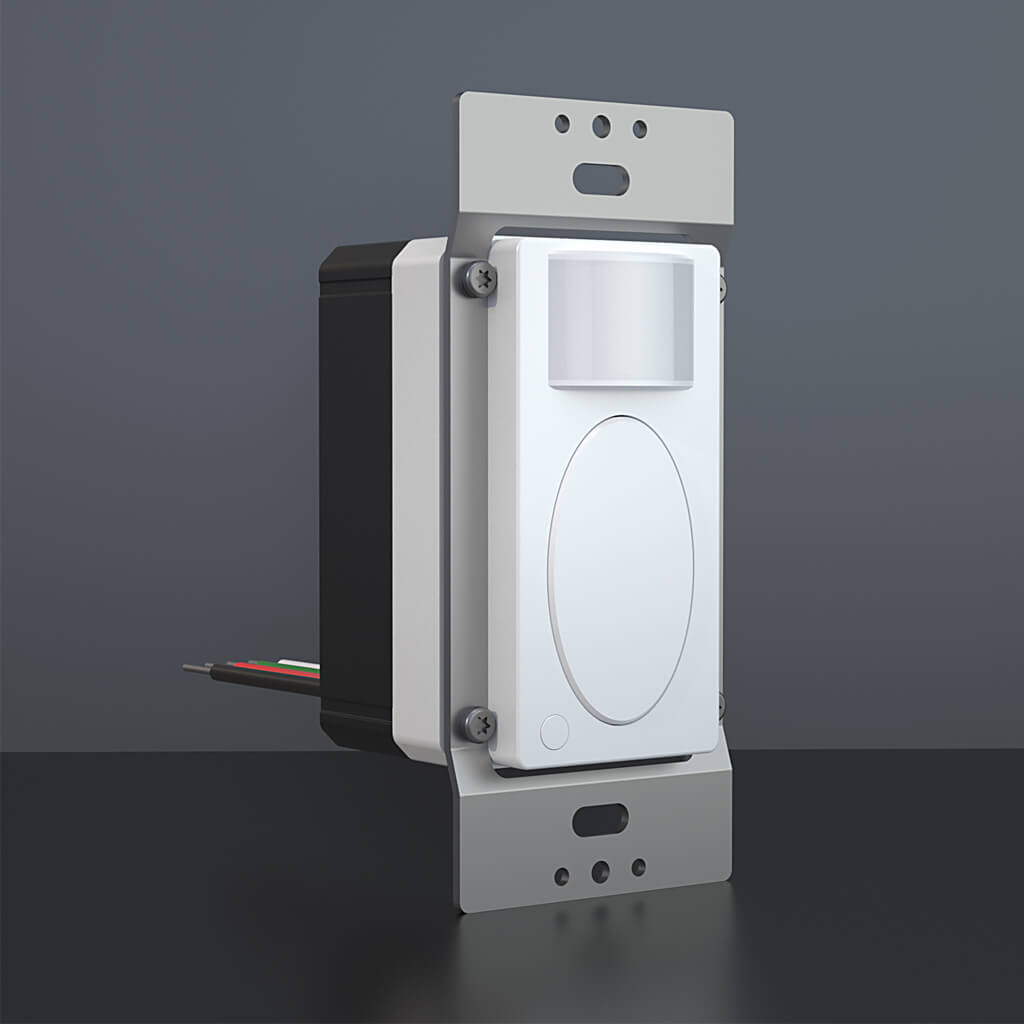 rz021 wall mount occupancy sensor details