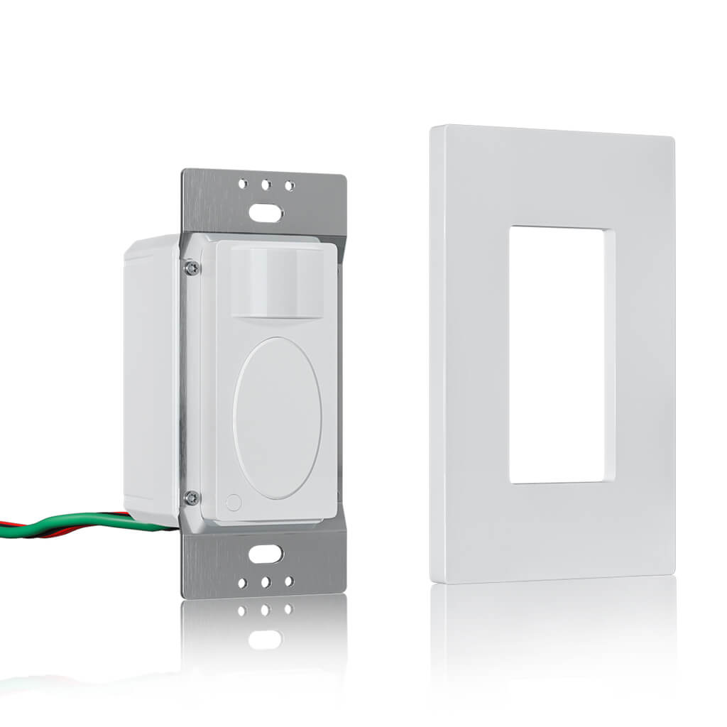 rz021 occupancy vacancy sensor switch with cover